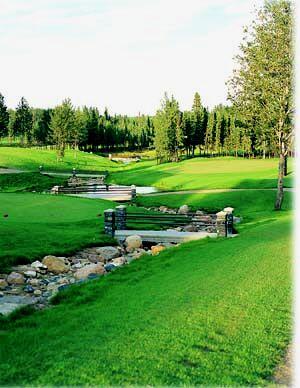 Cougar Creek Golf Resort company